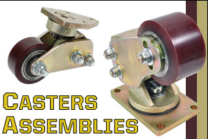 Caster Assemblies