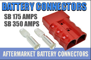 Aftermarket Battery Connectors