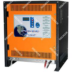 30-112|CHARGER (1 PHASE 12V 100 AMP)<div>Lead Acid Battery: <strong>600 ÷ 650</strong></div>|