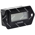 3410-0000|HOURMETER (10-300 VOLTS)|Gauges / Hour Meters