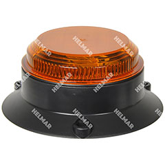 53850A|STROBE LAMP (AMBER)<div>12-110 Volts</div>|