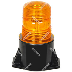 62494A|STROBE LAMP (AMBER)<div>12-80 Volts 1.5 Joules</div>|