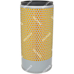 400504-00019|AIR FILTER (FIRE RETARDANT)<div><b>Height</b> = 10.400in / 264.15mm<br />  <b>Outer Diameter</b> = 5.00in / 127.12mm<br />  <b>Inner Diameter</b> = 3.365in / 85.48mm</div>|
