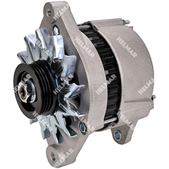 1457874-NEW|ALTERNATOR (BRAND NEW)<div>Wire Terminal Connections</div>|
