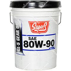 GL-8090|GEAR LUBRICANT (5 GAL 80W-90)<div>80W-90 Gear Lubricant Oil<br /><b>5 Gallon Pail</b><br /></div>|