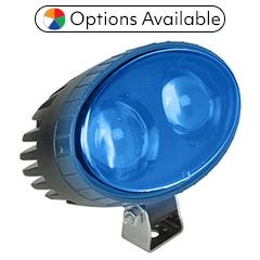 61237B|SPOT LIGHT (BLUE LED 10-80 VOL)|Pedestrian Safety Light