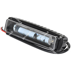 62244R|RED LINE WARNING LIGHT (12-80V/LED) |