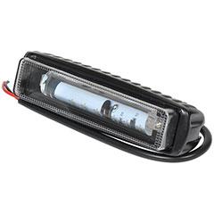 62244R|RED LINE WARNING LIGHT (12-80V/LED)|Pedestrian Safety Light
