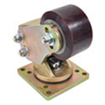 129929-001|CASTER ASSEMBLY|Electric Jacks