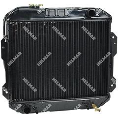 21460-6G102-D|RADIATOR<div>click photo for dimensions.</div>|