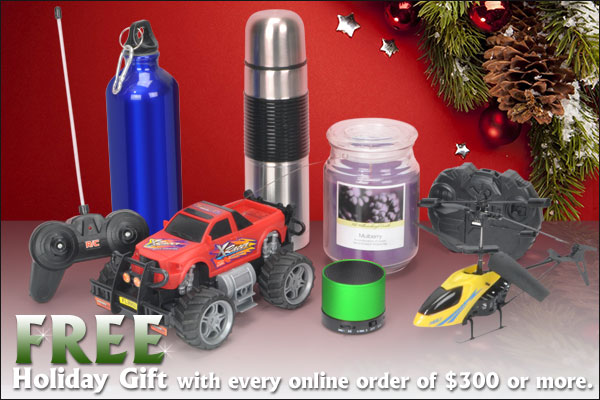 2017 Holiday Gift Offer