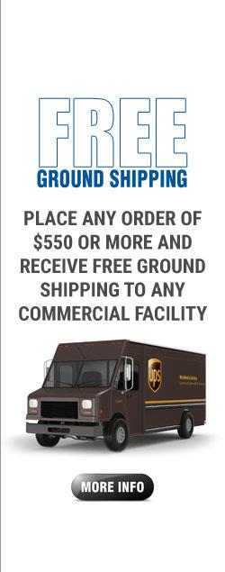 Free Ground Freight