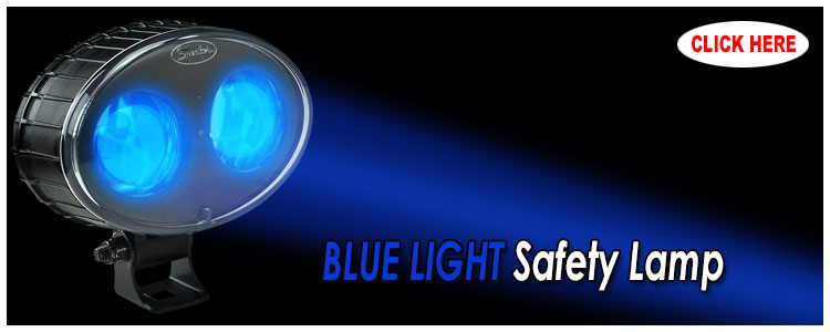 Blue Light Safety Lamp